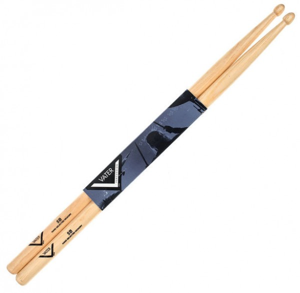 Vater 5B Manhattan Sticks American Hickory