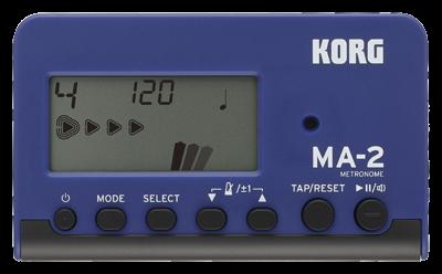 Korg MA-2 Blau/Schwarz