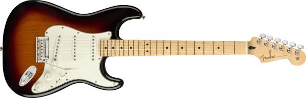 Fender Player Stratocaster MN 3 Tone Sunburst
