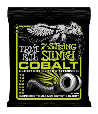 Ernie Ball EB2728 7-String