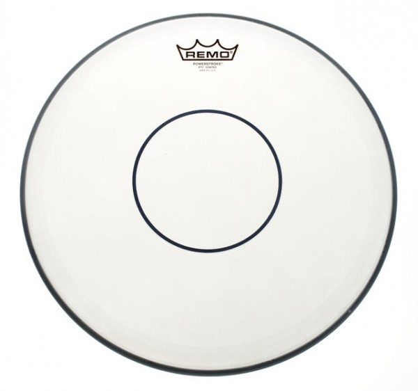 "Remo 14"" Powerstroke 77 Snare Fell Coated"