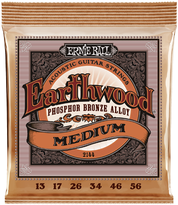 Ernie Ball EB2144 Earthwood 13-56