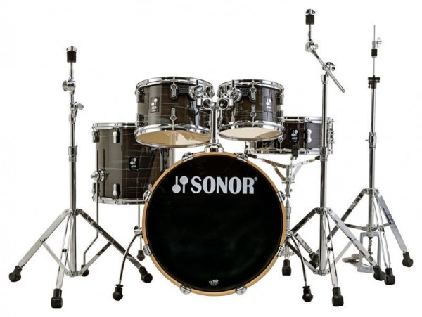 Sonor AQ1 Stage Set Woodgrain Black