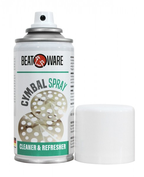 BeatWare Cymbal Spray - Cleaner & Refresher 150ml