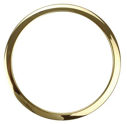 Bass Drum O´s HBR-6'' Brass