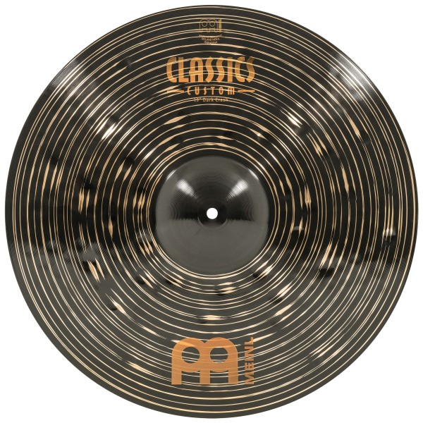 Meinl Classic Custom Dark 19''Crash
