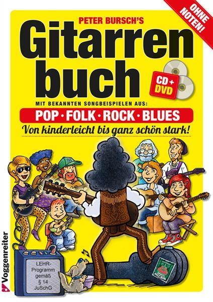 Peter Bursch Gitarren Buch Band 1