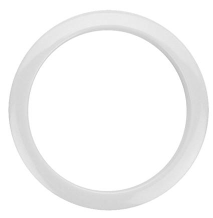 Bass Drum O''s HW-4'' White