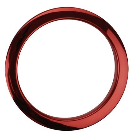 Bass Drum O´s HCR-5'' Red Chrome