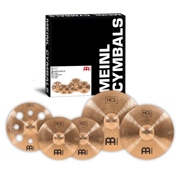 Meinl HCS Bronze DeLuxe Cymbal Set