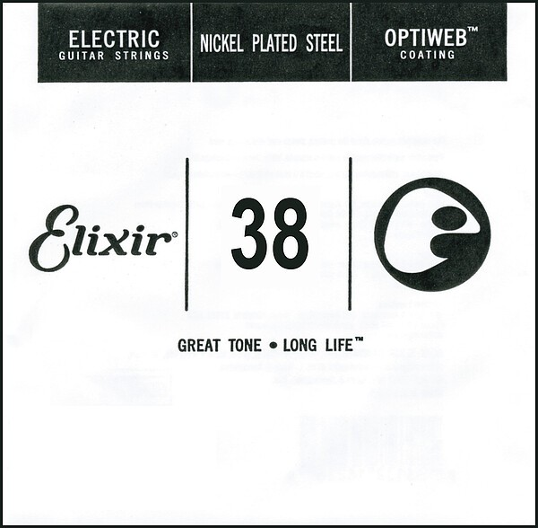 Elixir 16238 38er Einzelsaite