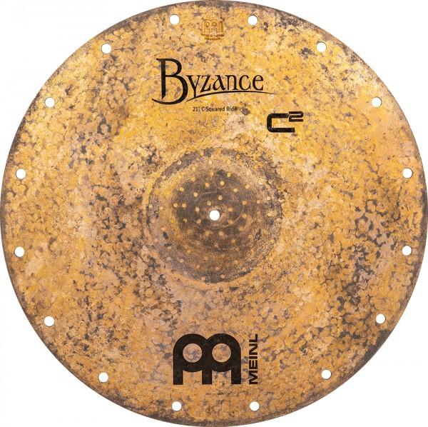 "Meinl 21"" Byzance Vintage ""Chris Coleman Signature"" C Squared Ride"