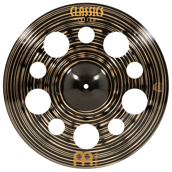 "Meinl 18"" Classics Custom Dark Trash China"