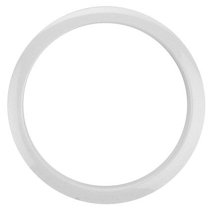 Bass Drum O´s HW-5'' White