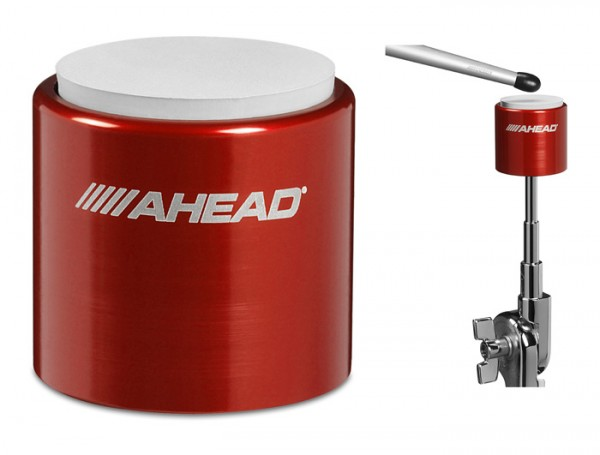 Ahead Wicked Chops Practice Pad Red AHWCPR