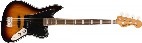 Squier CV Jaguar Bass LRL 3TS