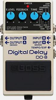 Boss DD-8 Delay