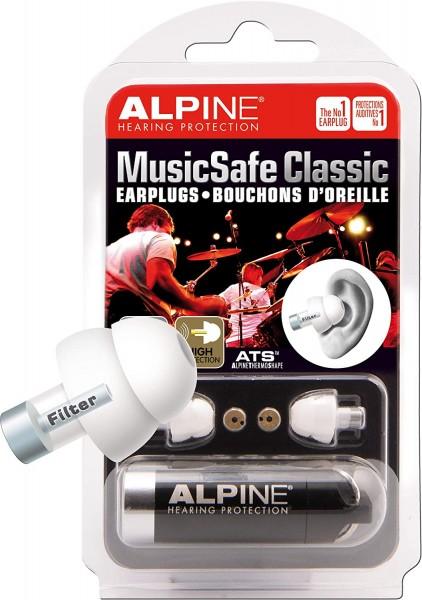 Alpine MusicSafe Classic White