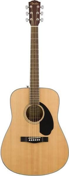Fender CD-60 V3 Natur