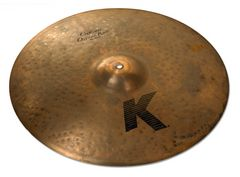 "Zildjian 21"" K Custom Organic Ride (Vorführware)"
