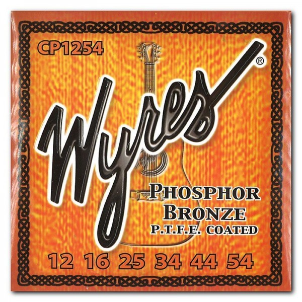 Wyres Phosphor Bronze Coated CP1254