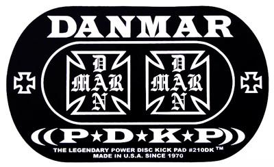 Danmar Double Iron Cross