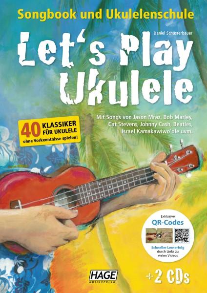 Let's play Ukulele