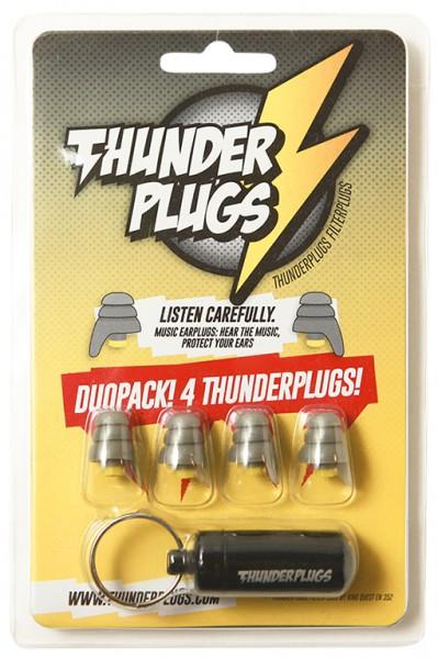 Thunder Plugs DUOPACK!