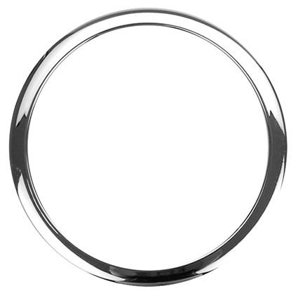 Bass Drum O´s HC-6'' Chrome