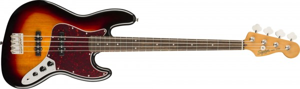 Fender Squier Classic Vibe 60 Jazz Bass LRL 3TS
